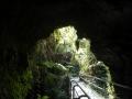 Lava tube, Vulcano National Park, Big Island