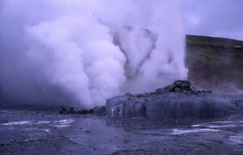 Krisuvik, sydvest Island