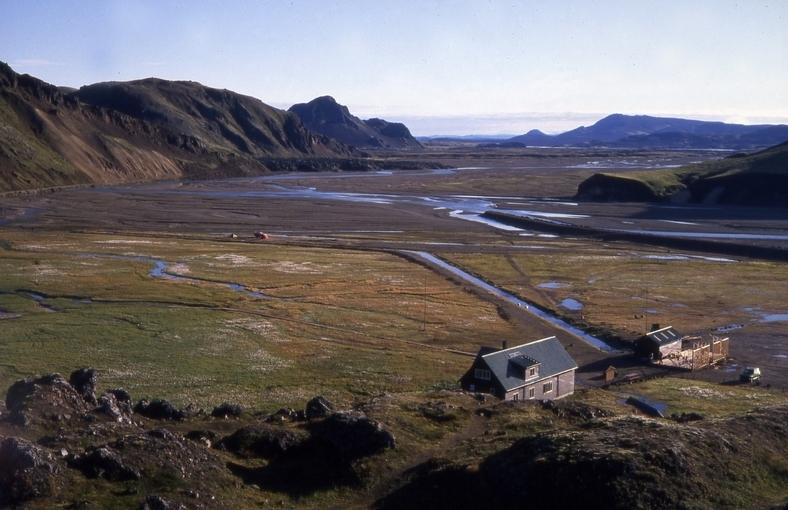 Landmannalaugar 1988