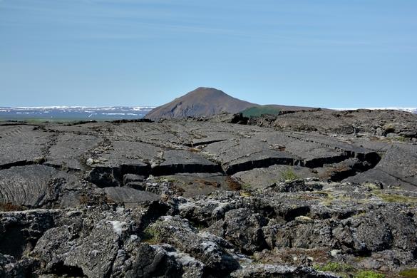 Lava ved Myvatn