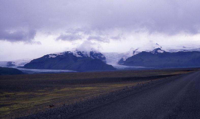 Mod Vatnajøkull 1988