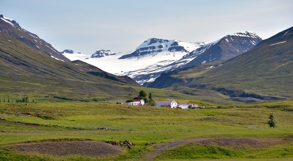 Ved Akureyri