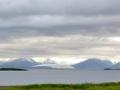 Høfn - udsigt til fire gletsjere