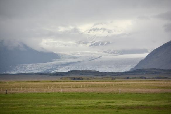 Vatnajøkull ved Høfn
