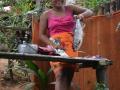 Embera landsby