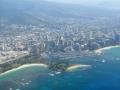 Honolulu med Magic Island