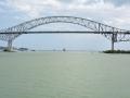 Den amerikanske bro over kanalen
