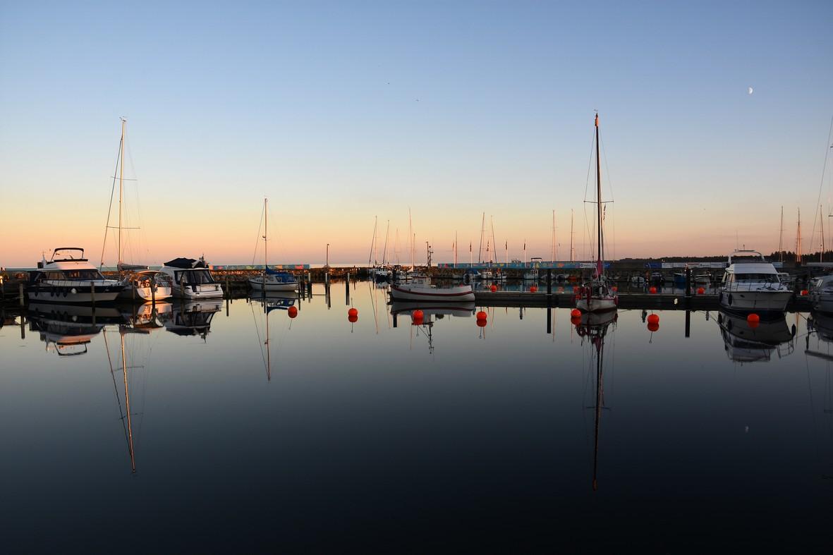 Havnen, Øster Hurup