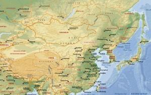 østasien