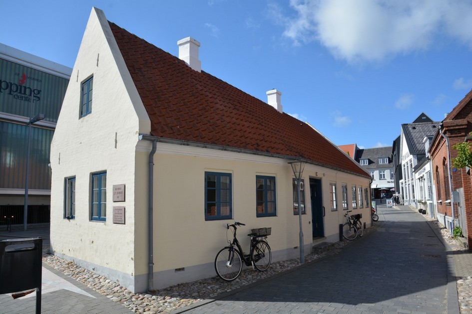 I.P. Jacobsens hus, Thisted