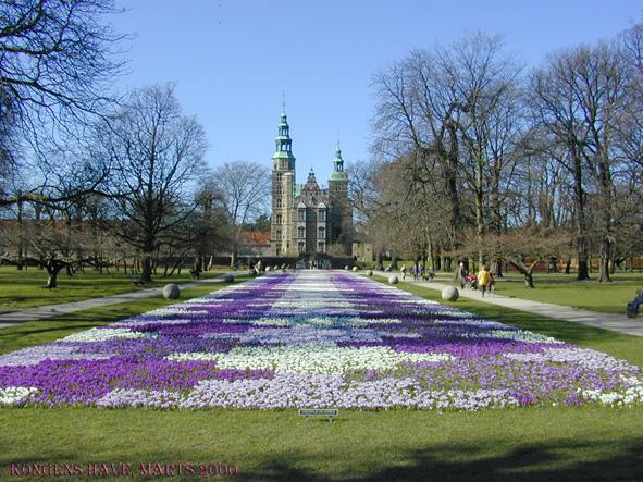 Kongens Have, København