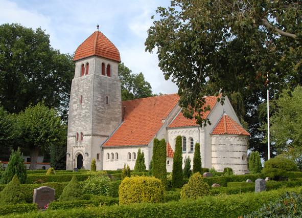 Højerup kirke, Stevns