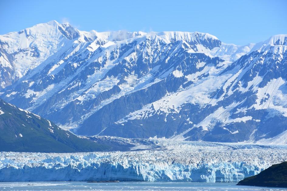 Hubbart gletsjeren