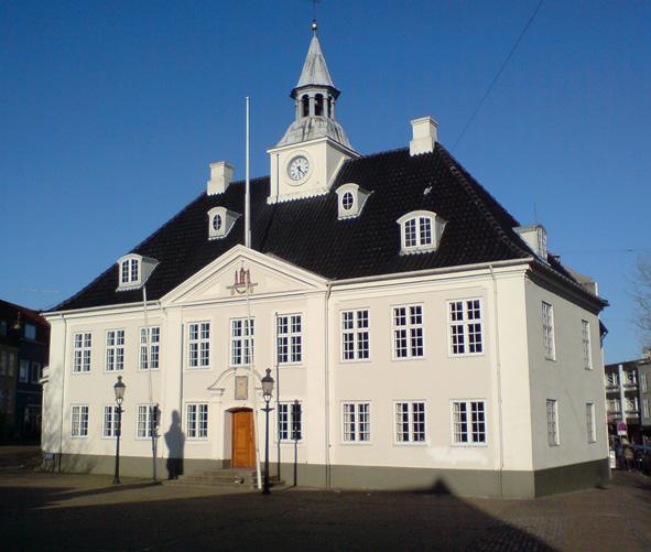 Det gamle rådhus, Randers