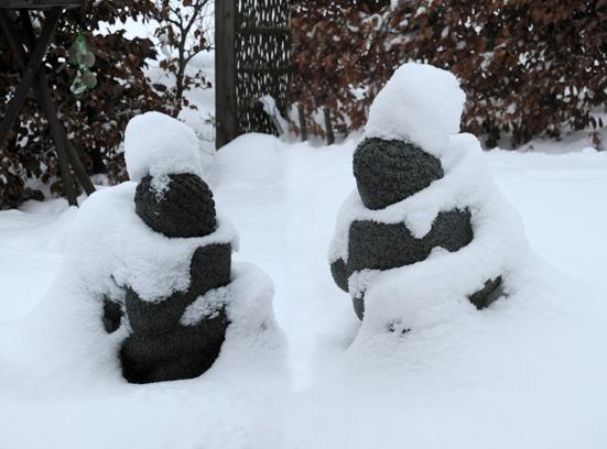Vinter i Paderup