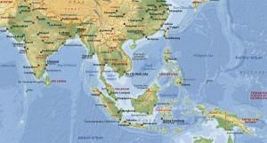 sydøstasien
