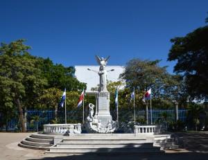 Mindesmærke for Ruben Dario, revolutionspladsen, managua
