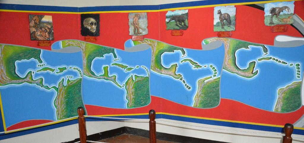 Lukningen af adgangen mellem Atlanterhavet og Stillehavet for 2-3 millioner år siden