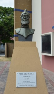 Grundlæggeren af Panama City