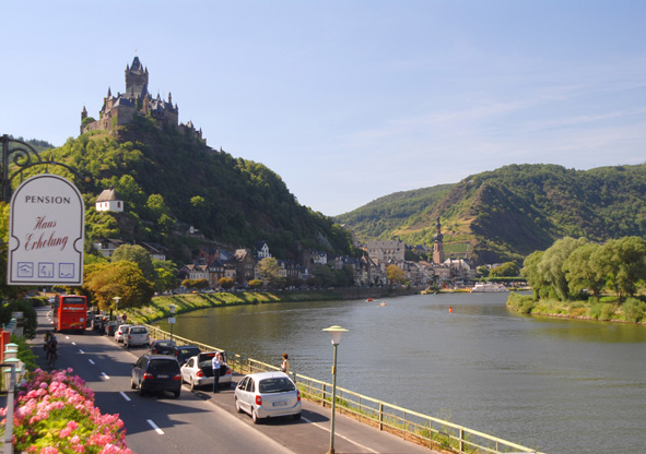 Cochem ved Mosel