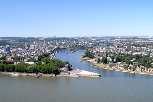 Deutsche Eck, Koblenz
