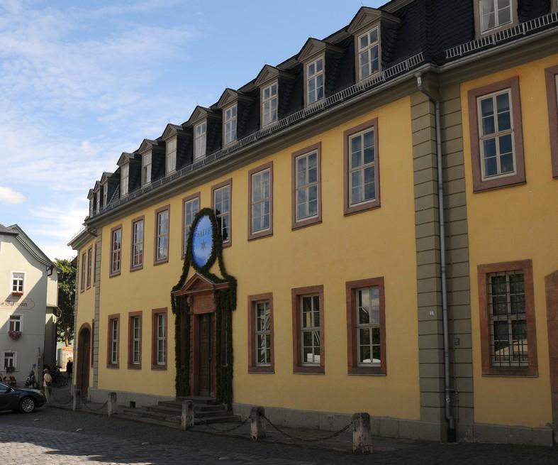 Goethes hus, Weimar