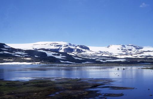 Hadangerjøkul 1987