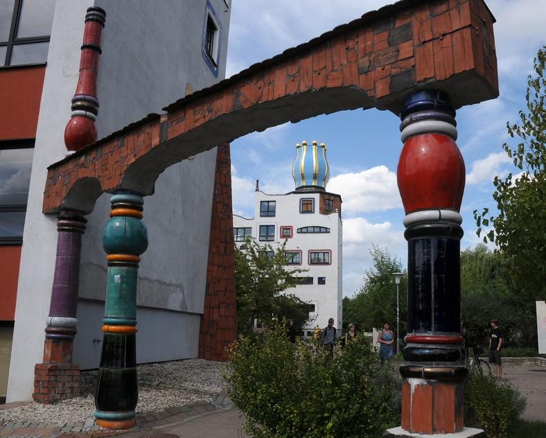Hundertwassergymnasiet, Wittenberg