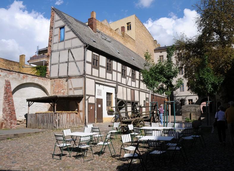 Lucas Cranacs hus, Wittenberg