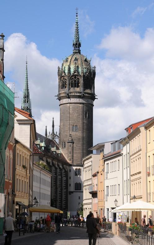 Luthers kirke, Wittenberg