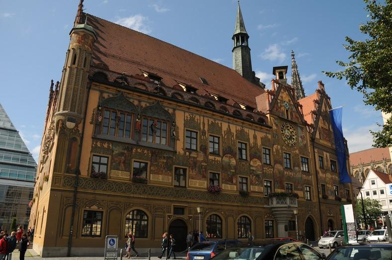Rådhuset, Ulm