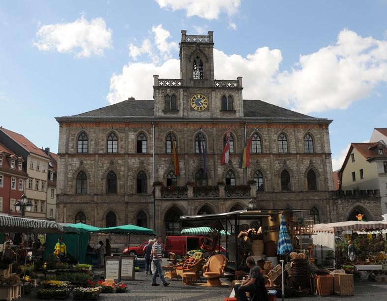 Rådhuset, Weimar