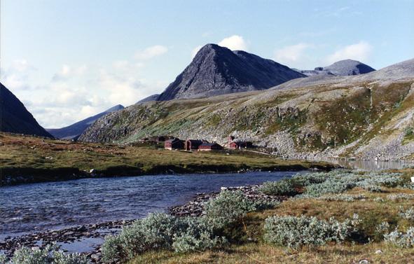 Rondane 1992