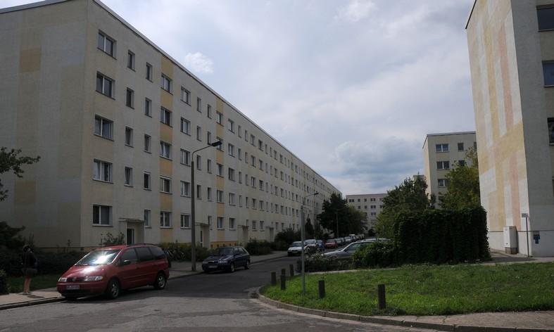 DDR byggeri, Wittenberg
