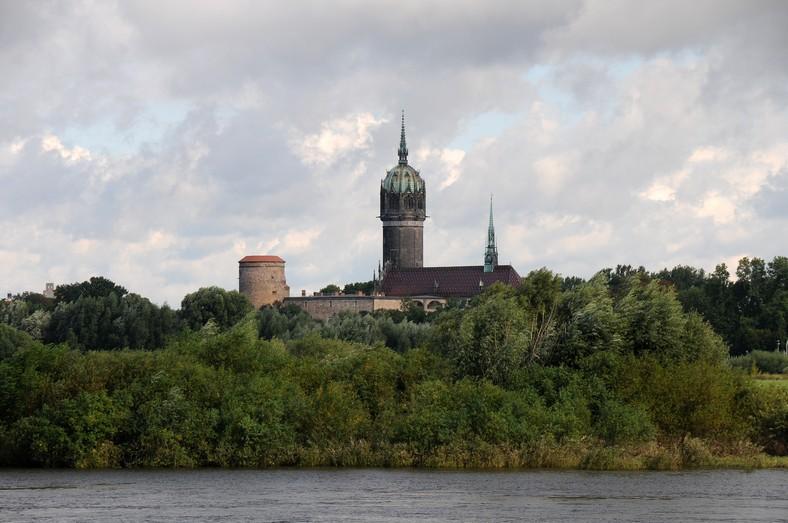 Wittenberg, Luthers kirke og Elben