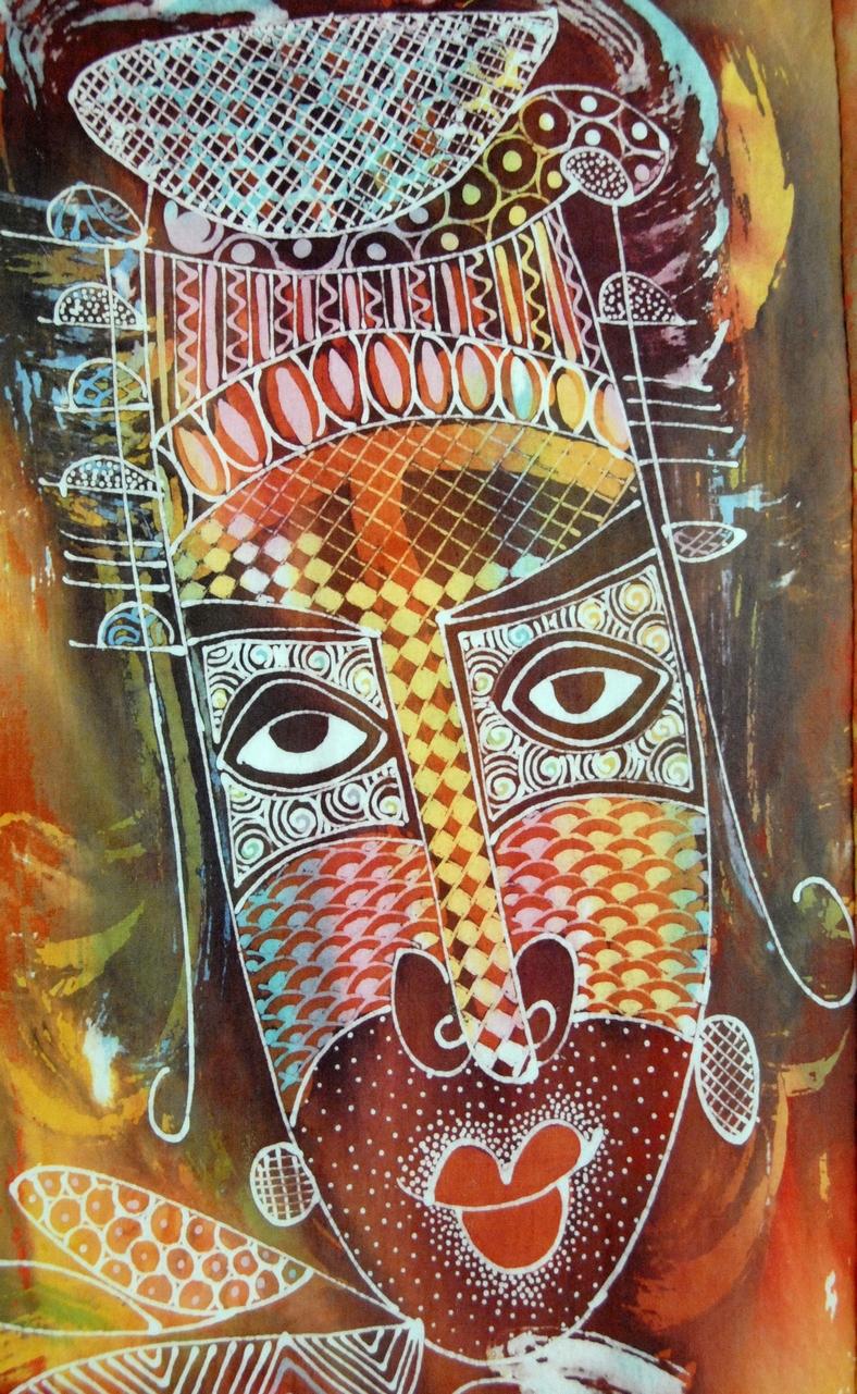 Bali-ansigt