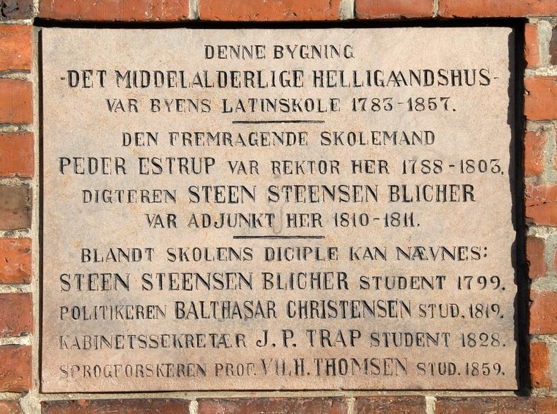 Helligåndshuset, Randers