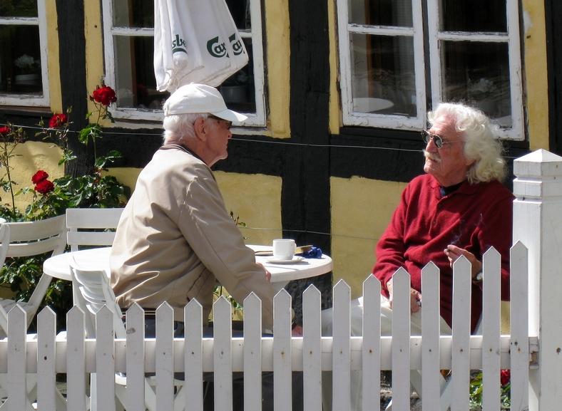 Forårsstemning i Mariager 2009