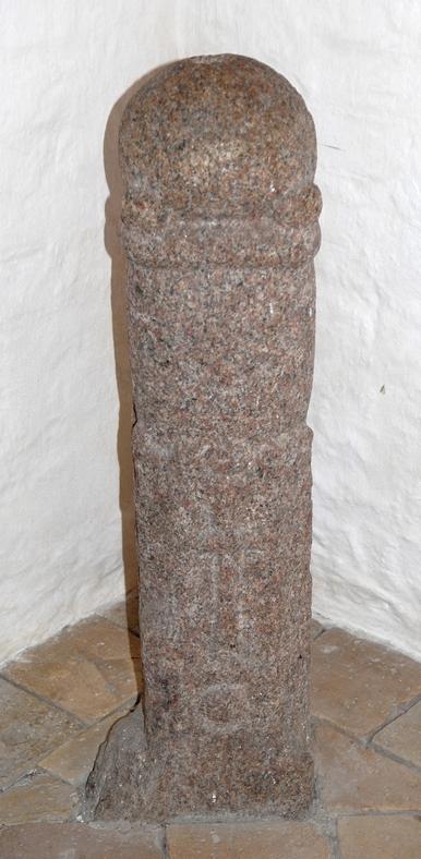 Fallossymbol, Tømmerby kirke, Hanherred