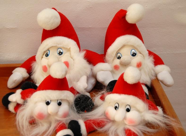 Julens ansigter