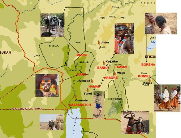 Stammer i Omodalen