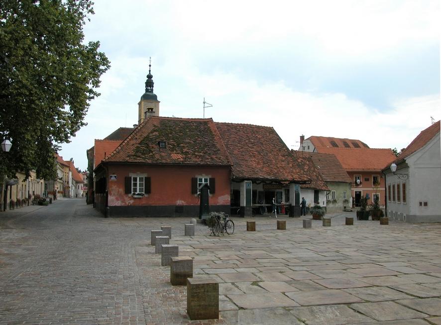 Barokbyen Varazdin