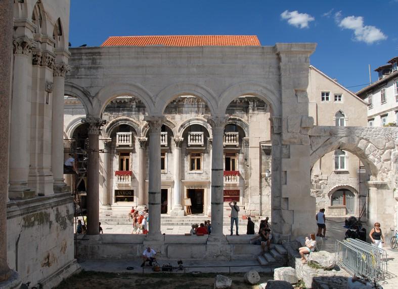 Diocletions palads, Split