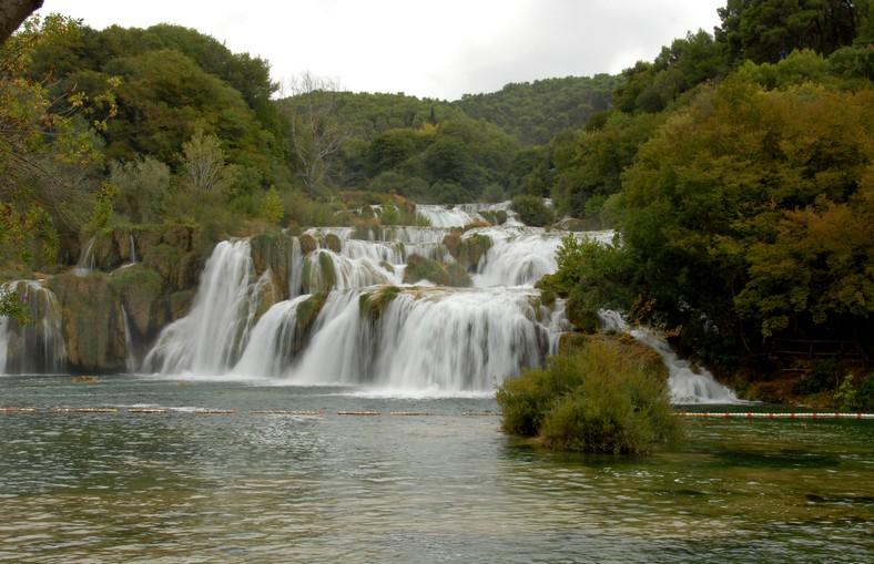 Krka-vandfaldene