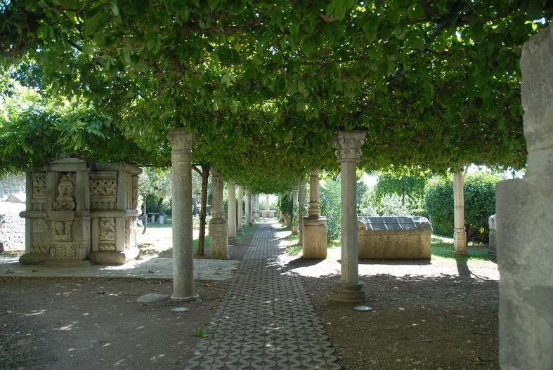 Salona, romersk by ved Split