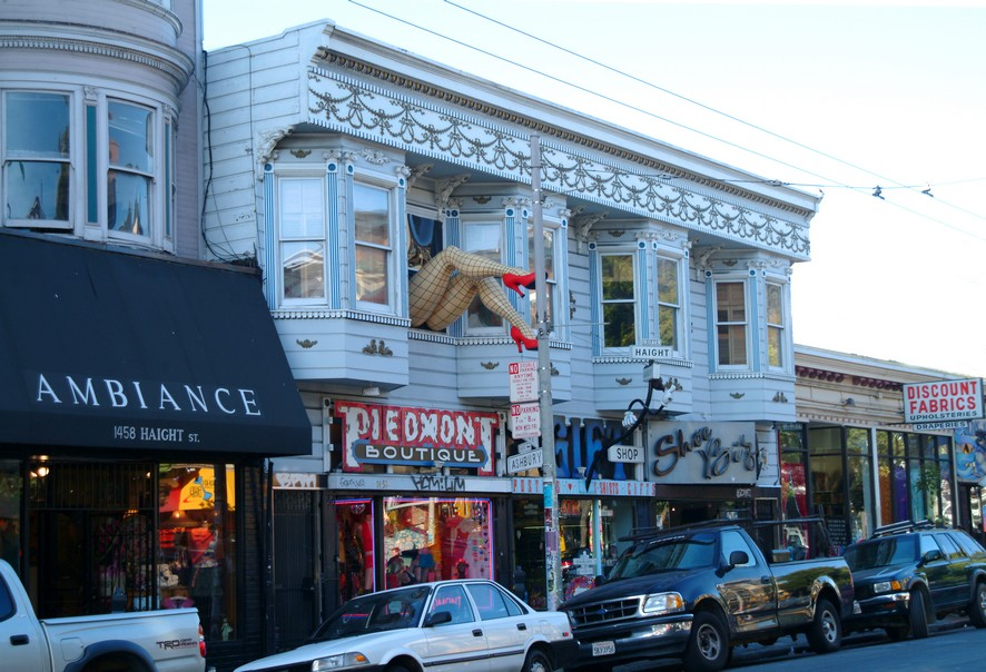 Haight Ashbury, San Francisco