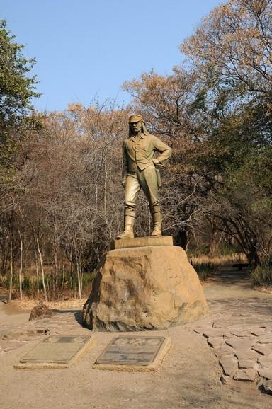 Dr. livingstone, Victoria Falls