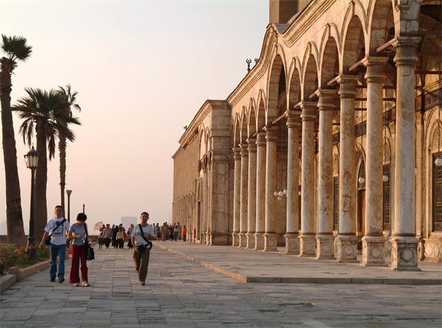 ALABASTERMOSKEEN, CAIRO