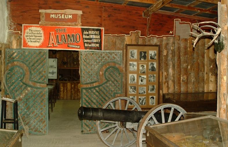 ALAMO MUSEUM