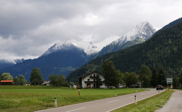 Arlberg, Tyrol
